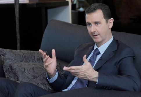 """DOCUMENT • Bachar El-Assad : """"La Syrie ne deviendra jamais la marionnette de l'Occident"""""""