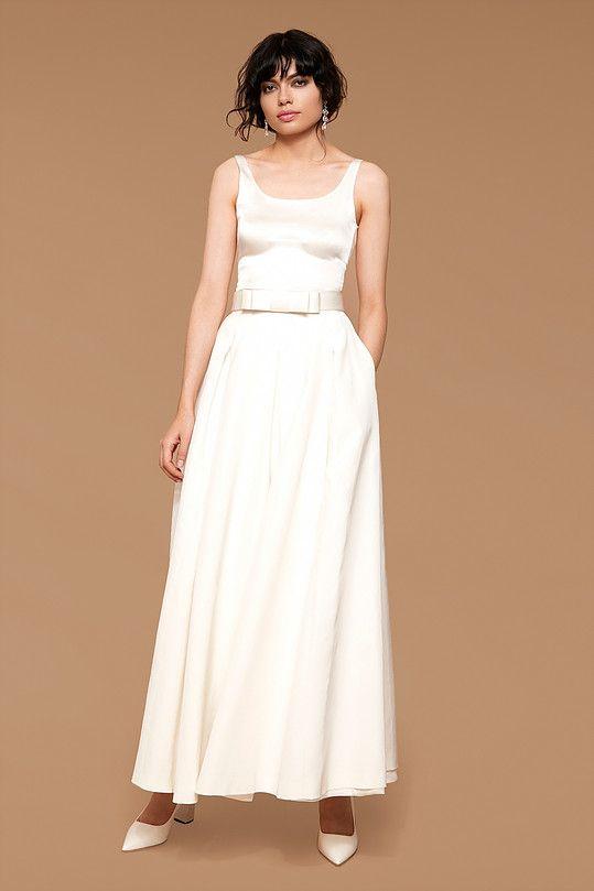 Zetterberg Adele Top Boho Wedding Dresses Bridal Boutique