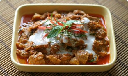 Panang #Curry #Recipe #Thai