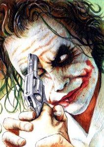 """""""Sabe a chave pro caos? É o medo!"""""""