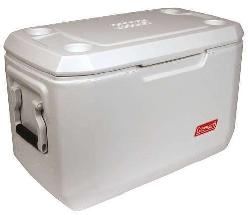 10 Best Camping Coolers Yeti Vs Rtic Vs Orca Vs Ozark Trail In 2020 Camping Coolers Cooler Portable Cooler