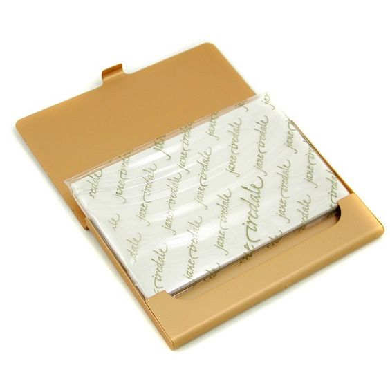 Jane Iredale Facial Blotting Papers with Compact 100sheets Make Up