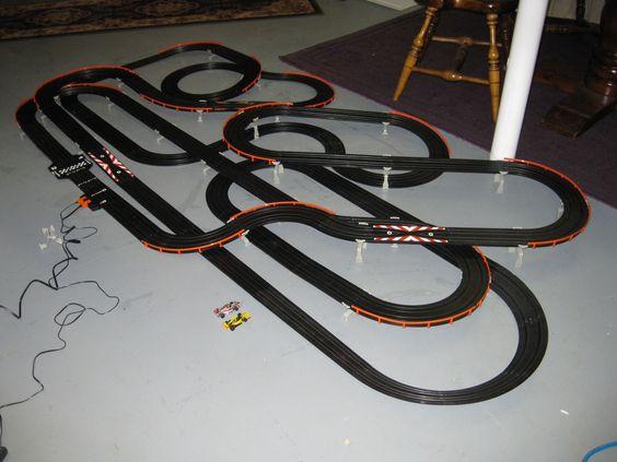 afx giant raceway instructions