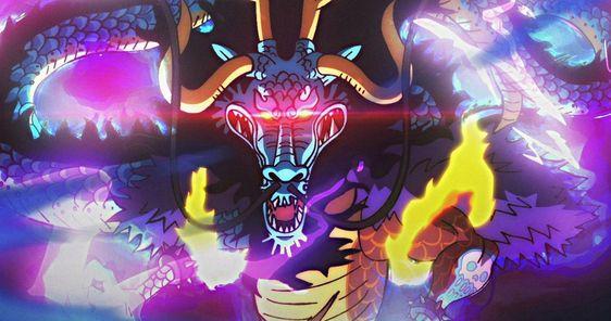 One Piece Episode 918 - Kaido defeats Luffy