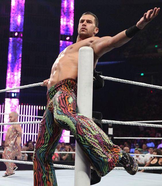 WWE Fandango & Hornswoggle