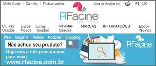 Sebos de Curitiba: R.FACINE WEB COMMERCE