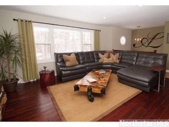 split entry couch and living rooms on pinterest