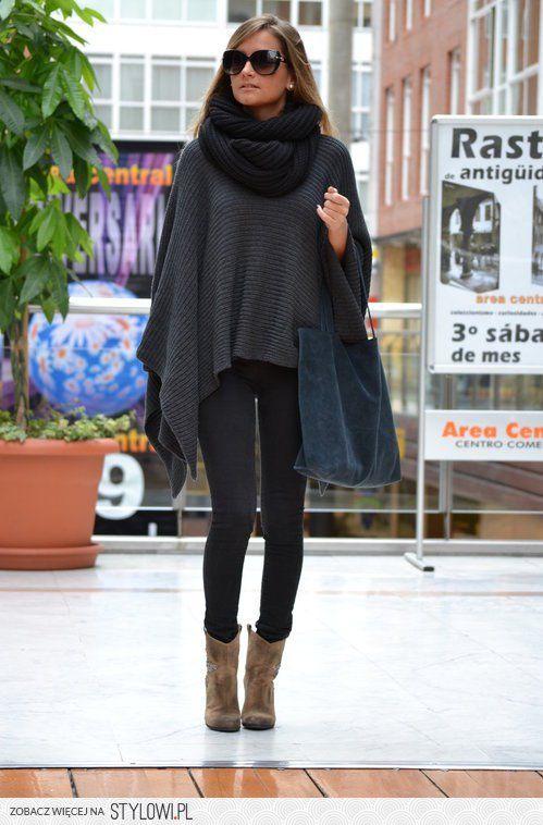 Fall in black