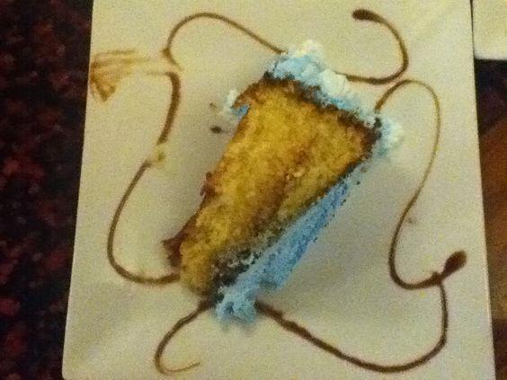 Dominican cake mmmm
