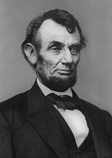 Abraham Lincoln 16th President Of The United Staes.The Emancipation Proclamation, issued on September 22, 1862, and put into effect on January 1, 1863, declared free the slaves in 10 states not then under Union control.