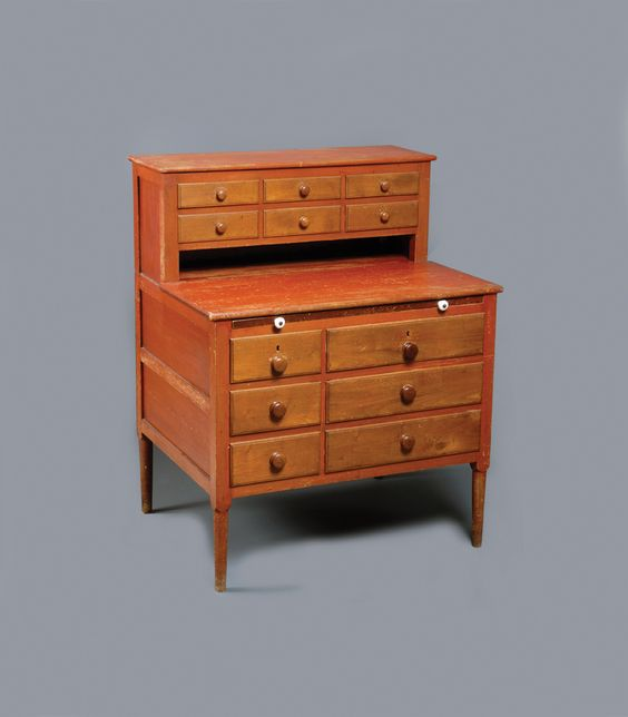 Sewing Desk circa 1840 -1850