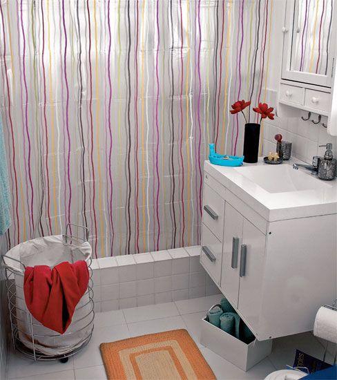 Banheiro em quatro versões - Casa