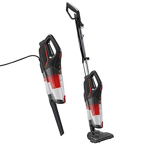 Dibea 2 in 1 Corded Upright Stick &