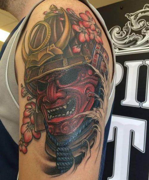 125 Best Japanese Tattoos For Men Cool Designs Ideas Meanings 2020 Japanese Tattoos For Men Japanese Tattoo Samurai Tattoo Design