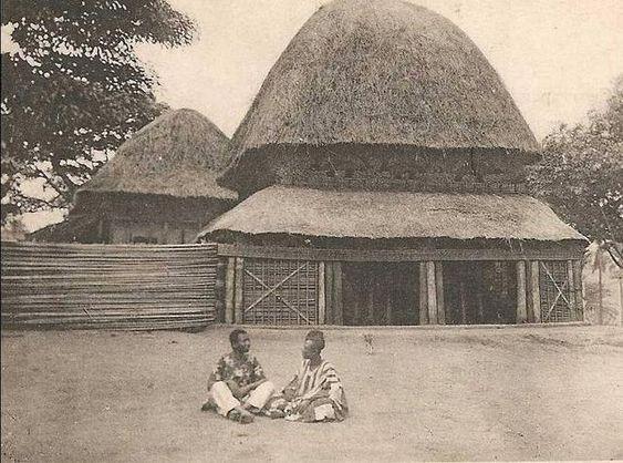 Africa | Fumban, Bamum region, Cameroon
