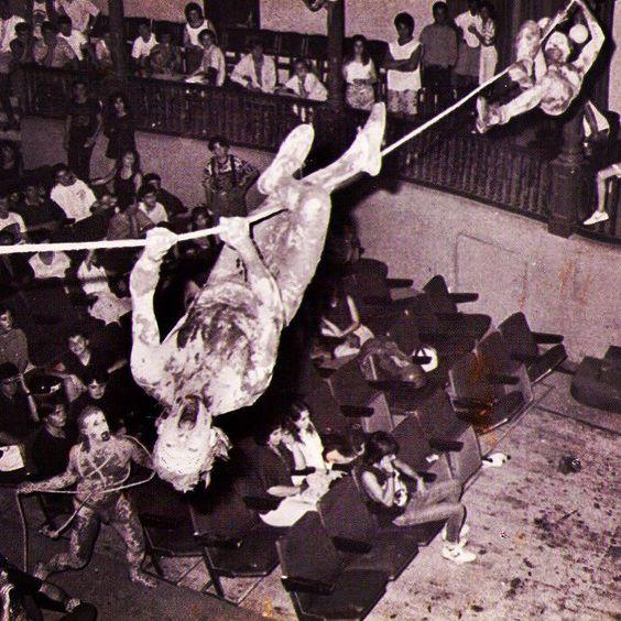 #terrormolins 1989 #horror #performance. #molinshorror #film #festival #classic #memories