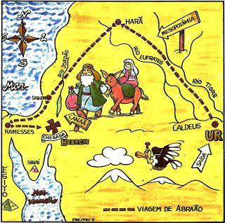 Abraham 1 (visuels) - Levangelisation (section Enfants)
