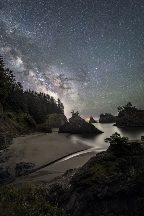 sublim-ature:  Secret Beach, OregonJasman Mander