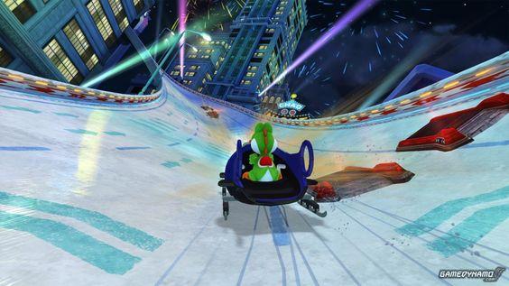 sochi - Luge sled  2014 olympics