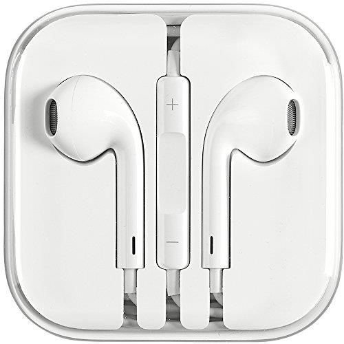Refurbished Apple Md827ll A Earpods With Remote And Mic White Walmart Com Apple Earphones Earbuds Earphone