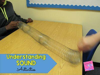 Speech Paths: Hearing & Sound Activities: Part 2