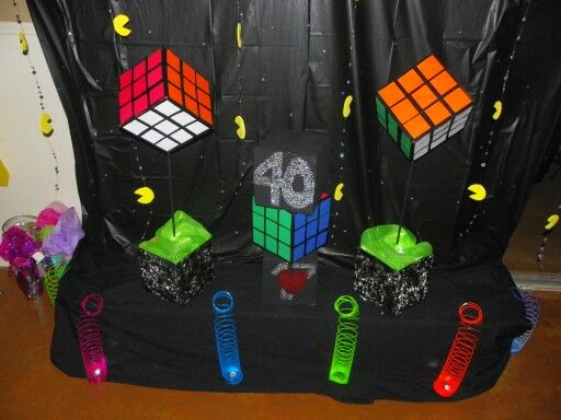 80s party 80s party decorations and parties decorations for 80 party decoration ideas