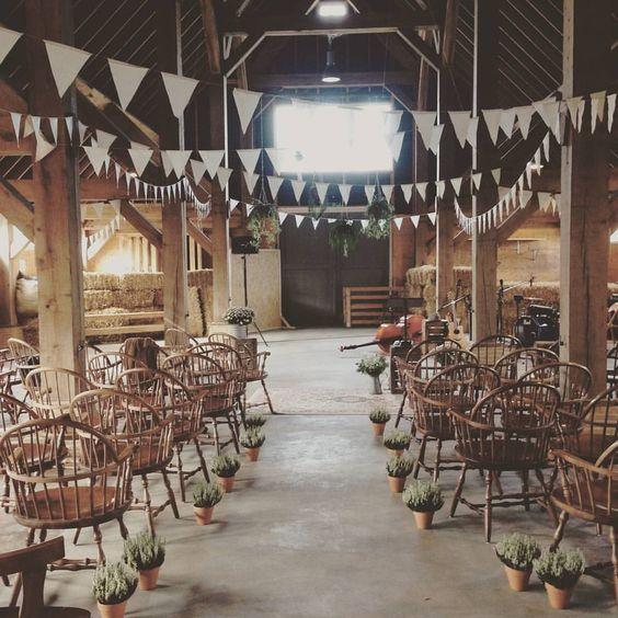 Our church location for our wedding! Photo: Joëlle dinkelman #church #wedding #weddingceremony #barn #ottoland #holland #love #decoration #weddingdecoration