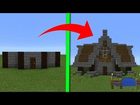 Dicas Para Melhorar Sua Construcao No Minecraft Pe 1 14 Em 2020
