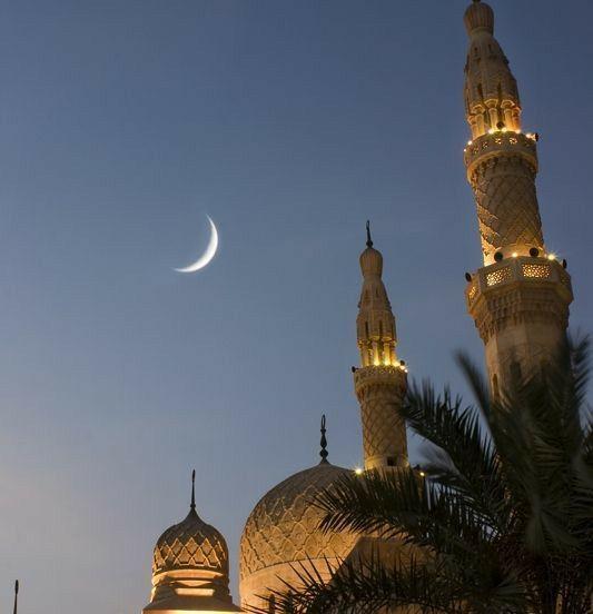 رمضان المبارک کا چاند Taj Mahal Landmarks Eid Ul Fitr