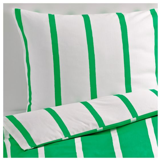 TUVBRÄCKA Duvet cover and pillowcase(s) - Twin - IKEA