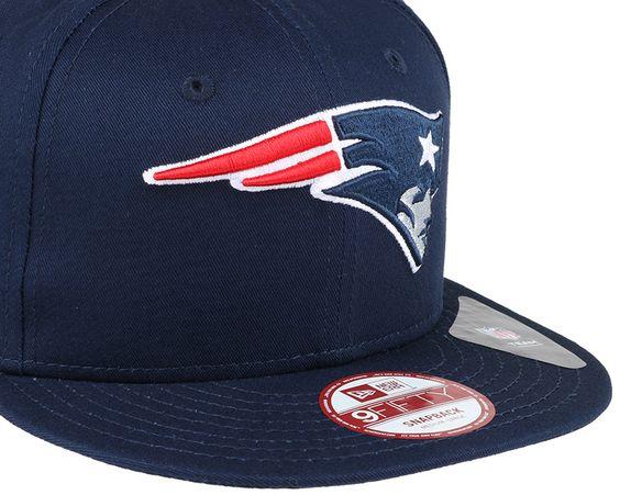New Era - New England Patriots NFL Basic 9Fifty Snapback