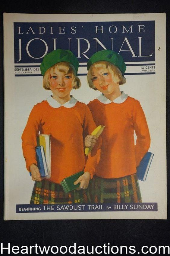 Ladies Home Journal Sep 1932