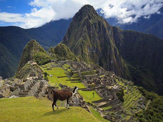 Machu Picchu's panoramic views and intricate (and a tad mysterious) stone walls more than validate the site's worldwide fame.: