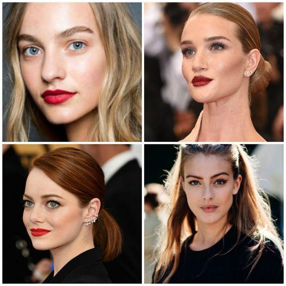 A cor ideal de batom tem o poder de completar o look. A boca na cor certa pode substituir acessórios e tornar qualquer visual mais dramático, elegante ou di