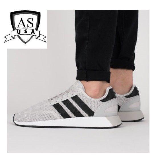 actualizar Artístico terrorismo  Adidas Originals N-5923 Men's Shoes Gray/White/Black AQ1125 Size 8/  8.5/9.5/10.5 | Cosas para comprar, Compras