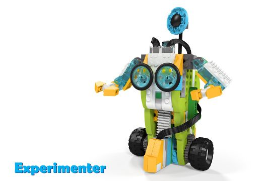 Experimenter (sin instrucciones) | LEGO wedo | Pinterest ...
