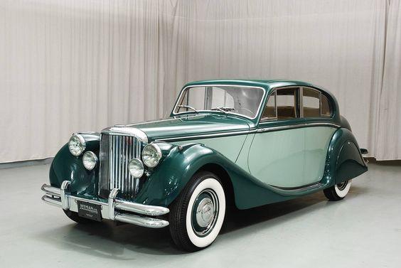1950 Jaguar MK 5 Sedan