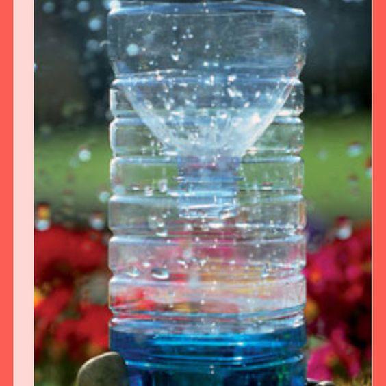 how to make a rain gauge for kids