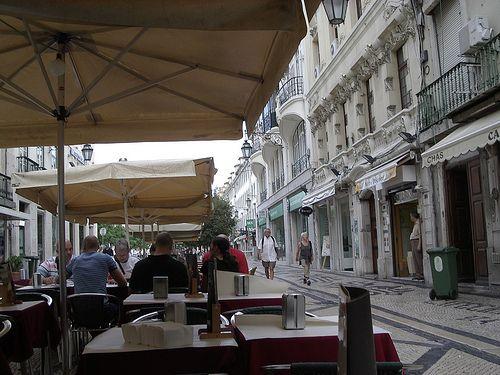 rua augusta -lisboa -pportugal