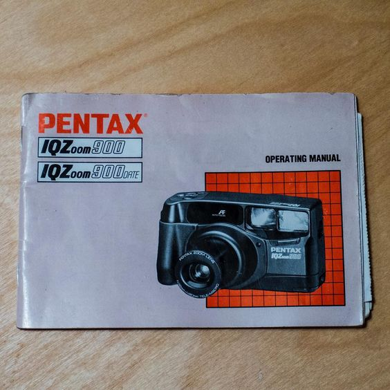 « Operating Manual: Pentax IQZoom 900 #pentax #pentaxagram #operatingmanual #pentaxiqzoom #pentaxiqzoom900 #cameraporn #vintagecamera #filmisnotdead… »