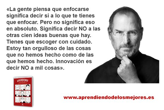 Sobre el FOCO... www.aprendiendodelosmejores.es