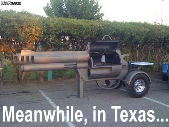 Only in Texas