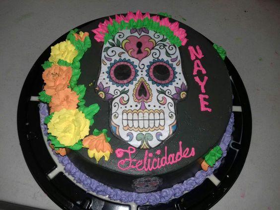 celebrando dia de muertos.Mexicanissimo