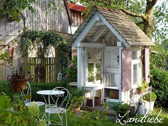 cottage garten sitzplatz – reimplica, Best garten ideen