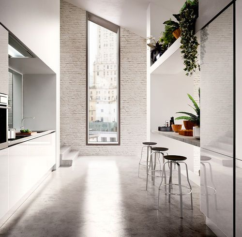Cucine Componibili ged cucine componibili : NEW: contemporary kitchen by GeD cucine | Decoración, Muebles ...