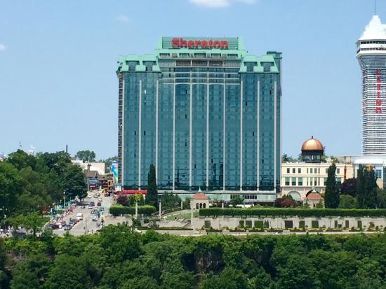 Sheraton on the Falls (Niagara Falls, Canada) - Resort Reviews - TripAdvisor