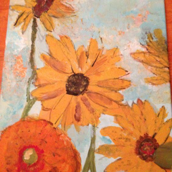 Savannah's art