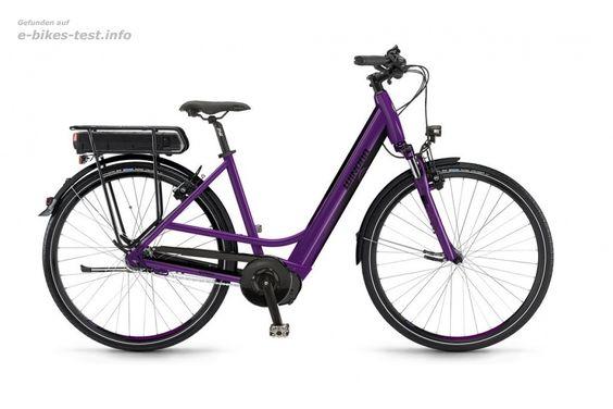 Das E-Bike Winora Y170F Einrohr 7 G Nexus FL Yam berry hier auf E-Bikes-Test.info vorgestellt. Weitere Details zu diesem Bike auf unserer Webseite.