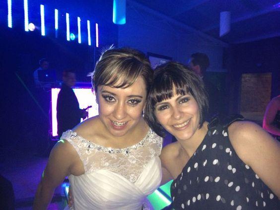 Karla y Pams