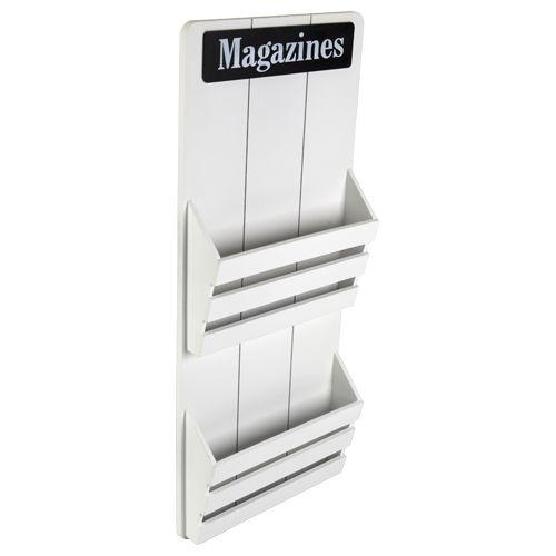 Eur 5 95 tijdschriftenrek magazines 26x60cm div 100 for Interieur tijdschriften nederland